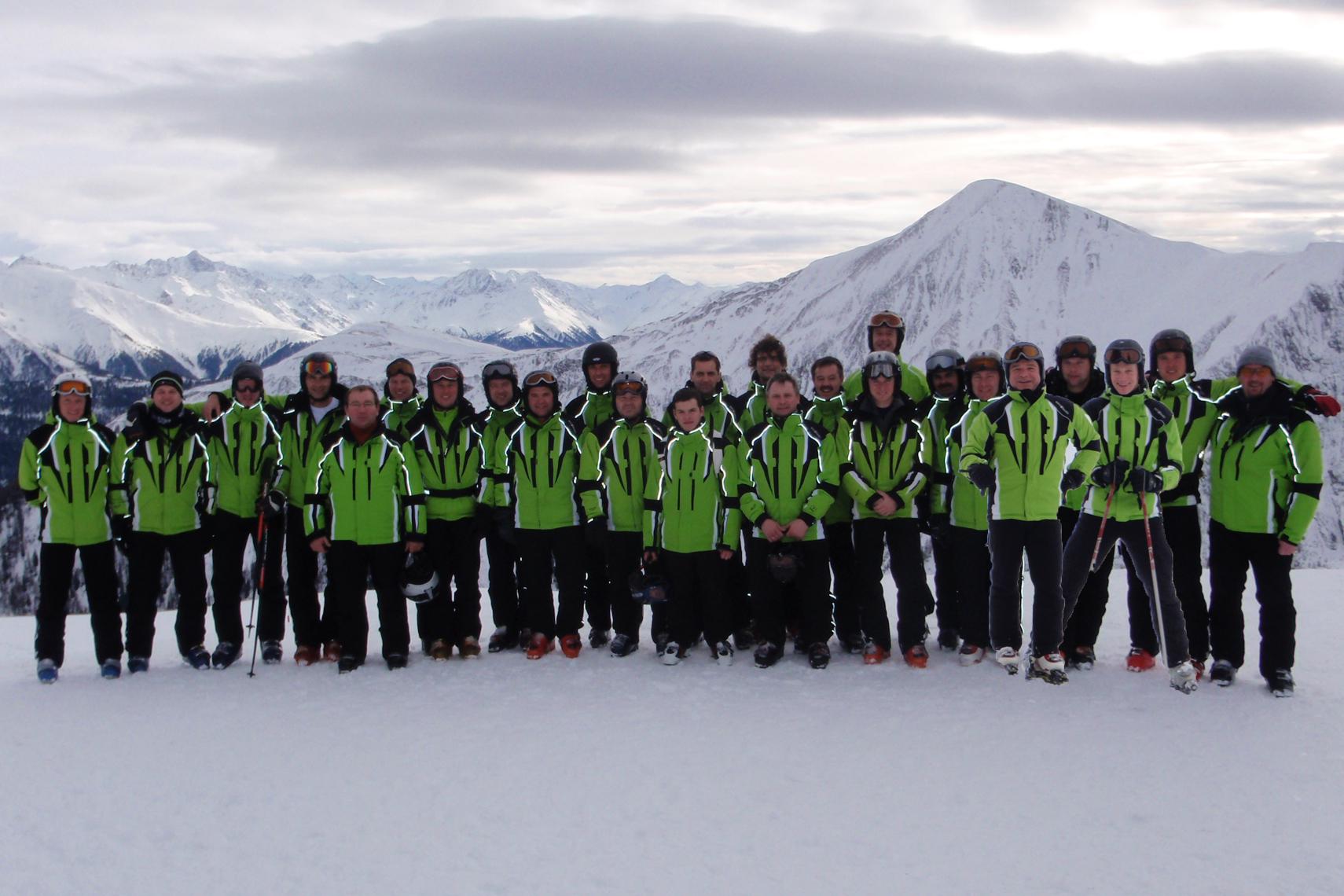 Skianzüge 2008