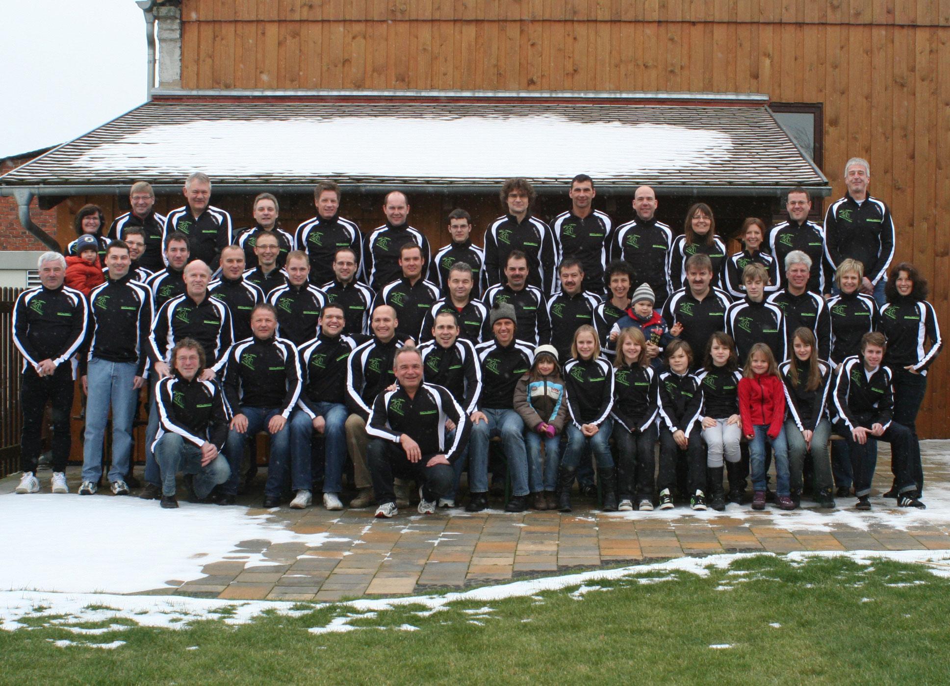 Waffelshirts 2010