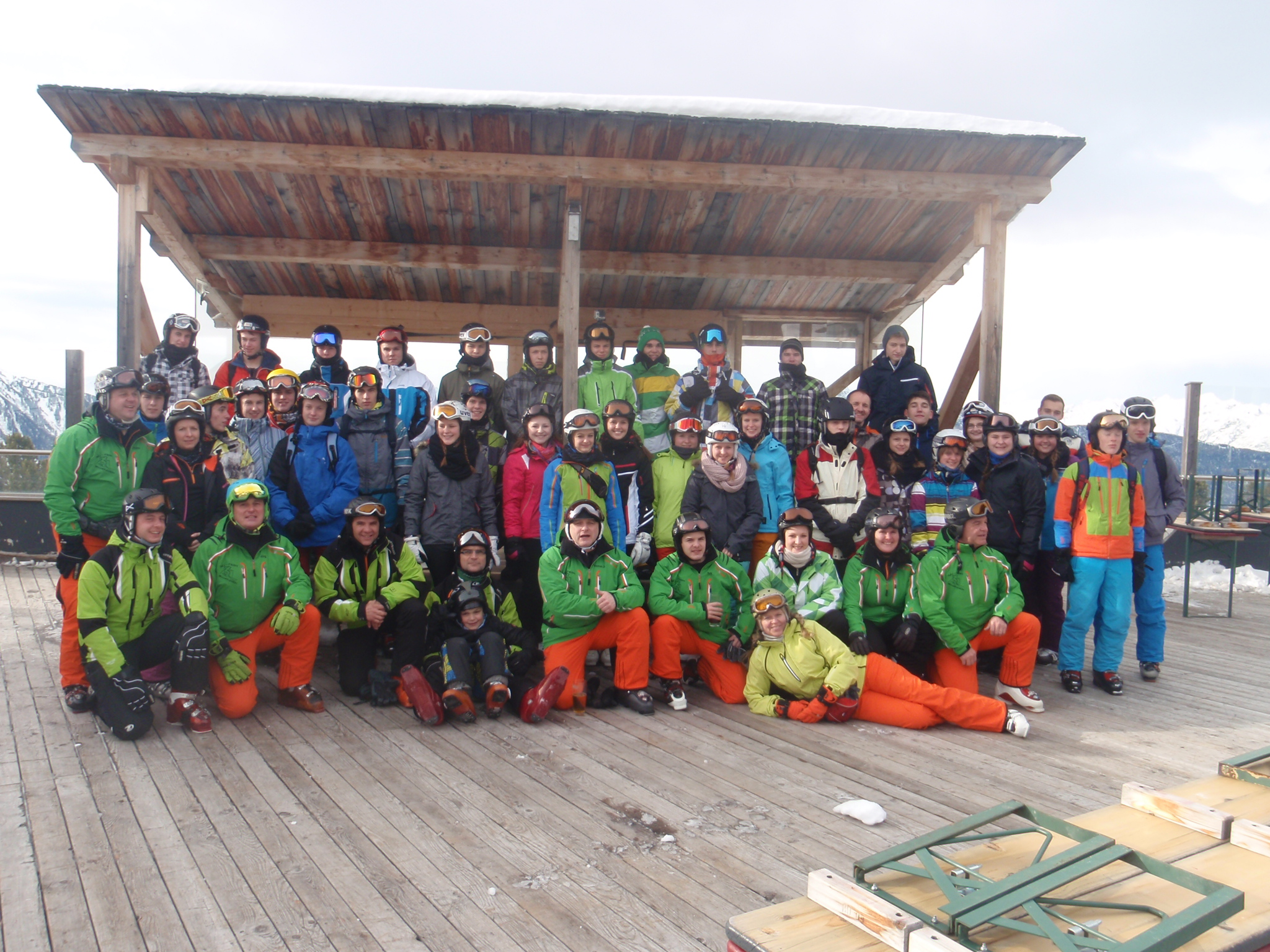 Jugendfreizeit 2015 (Gruppenbild)